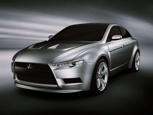 Mitsubishi Concept Sport.Автомобили