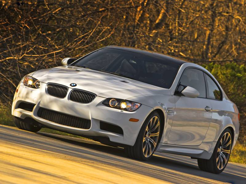 Картинка BMW-M3 Coupe из коллекции Обои для рабочего стола Автомобили