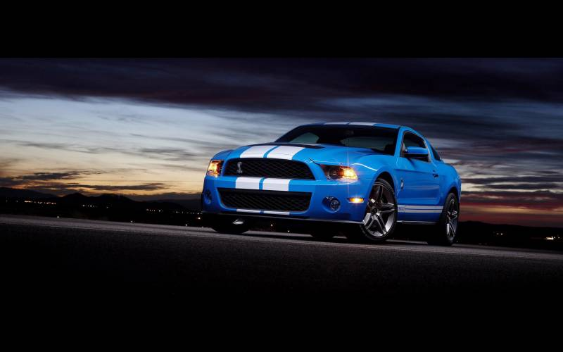Mustang.Автомобили