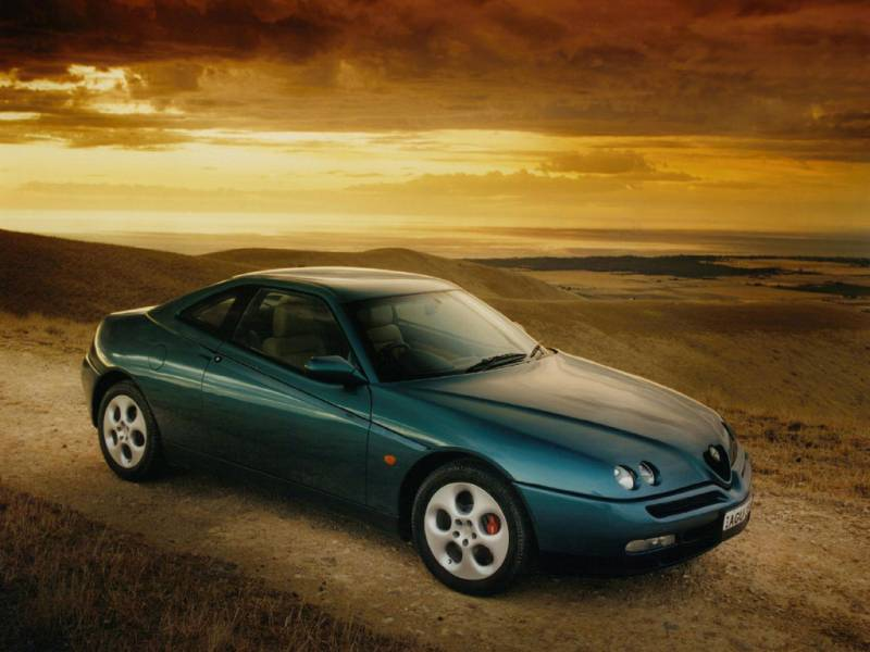 Alfa Romeo.Автомобили