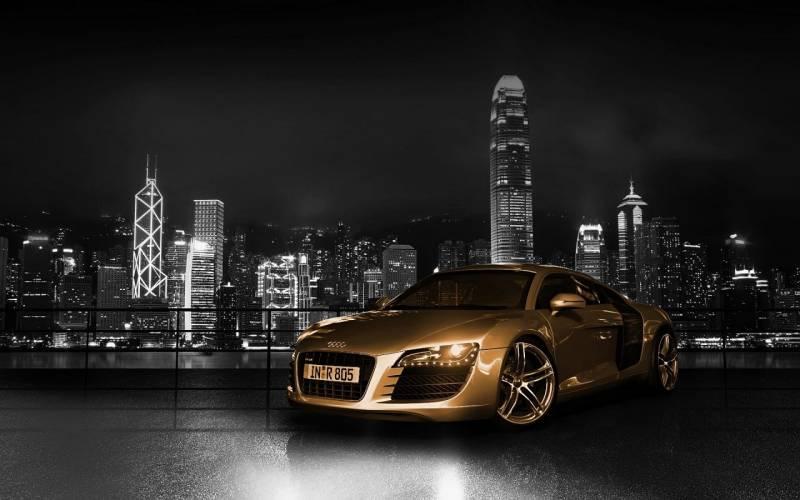AudiR8.Автомобили