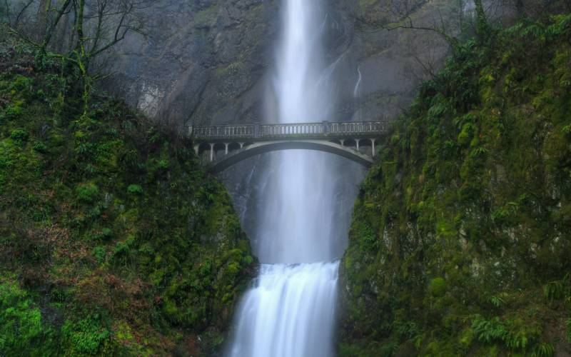 Водопад фото - Природа