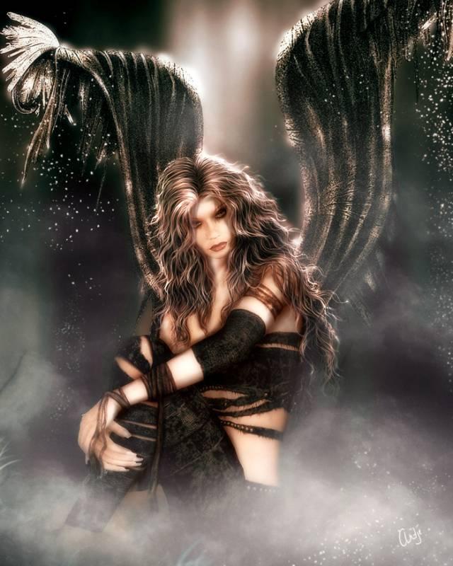 Ангел.Фэнтези