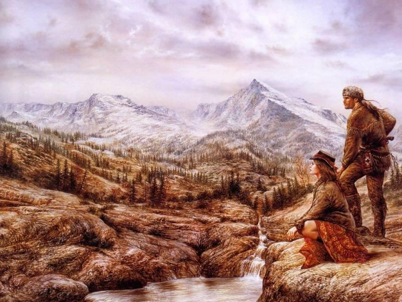 Картинка Фэнтези из коллекции Обои для рабочего стола Фэнтези
