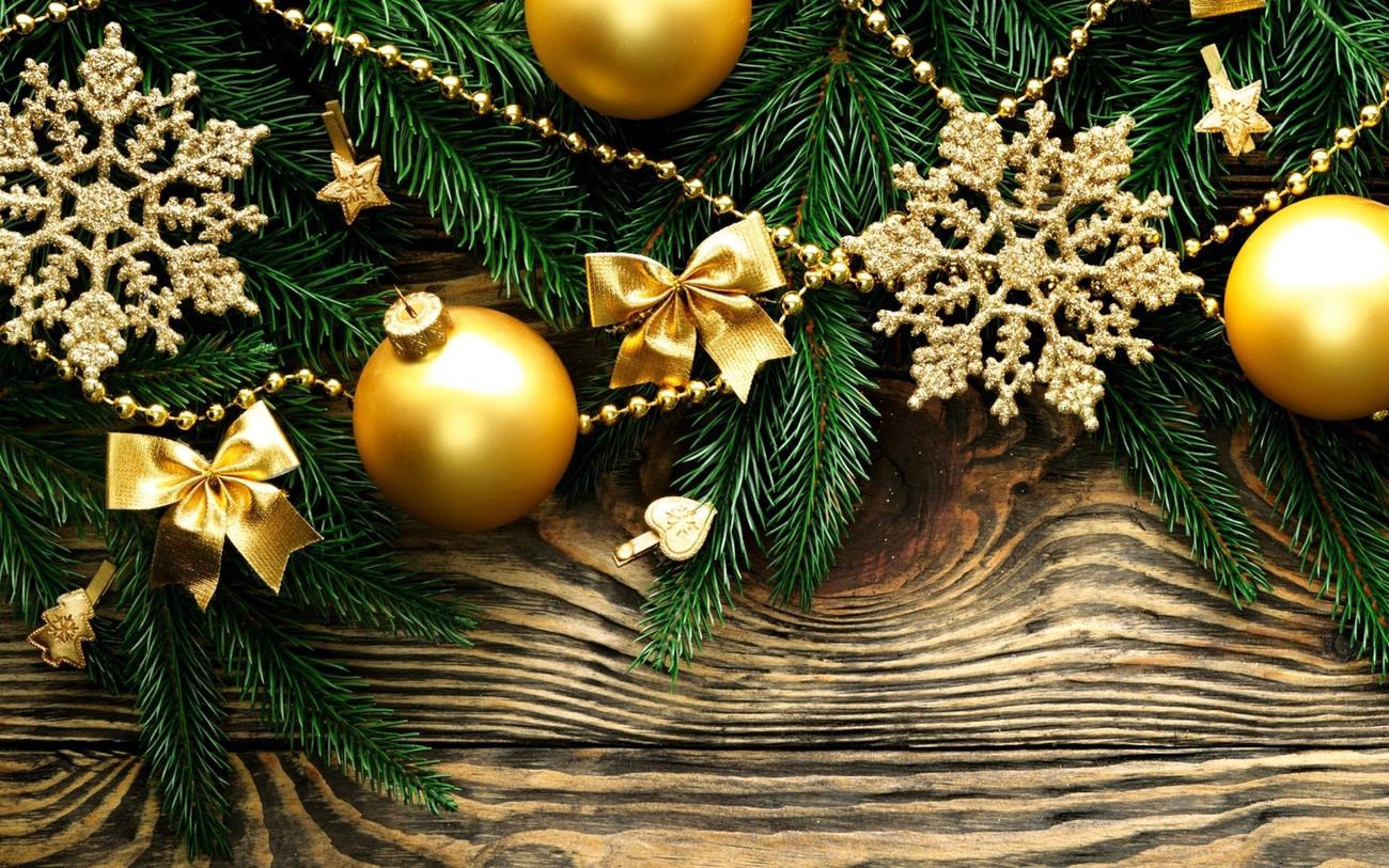 Новогодние картинки 2017 для рабочего стола.Новогодние обои 2018