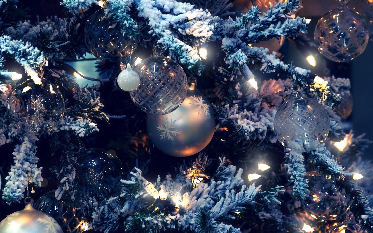 Красивые обои Нового года 2019 - Новогодние обои 2019