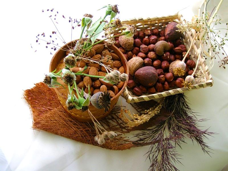 Ореховый Спас.Открытки к праздникам