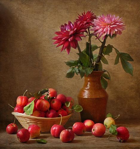Яблочный Спас - Открытки к праздникам