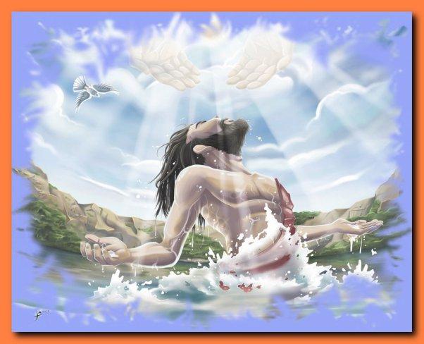 Картинка 19 января - Святое Богоявление из коллекции Открытки Религиозные открытки