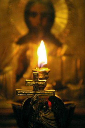 Великий пост - Религиозные открытки